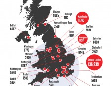 New figures reveal regional entrepreneurial hotspots