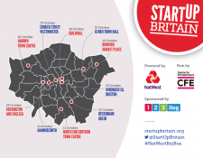 NatWestBizBus visits London Boroughs supporting start-ups and connecting entrepreneurs